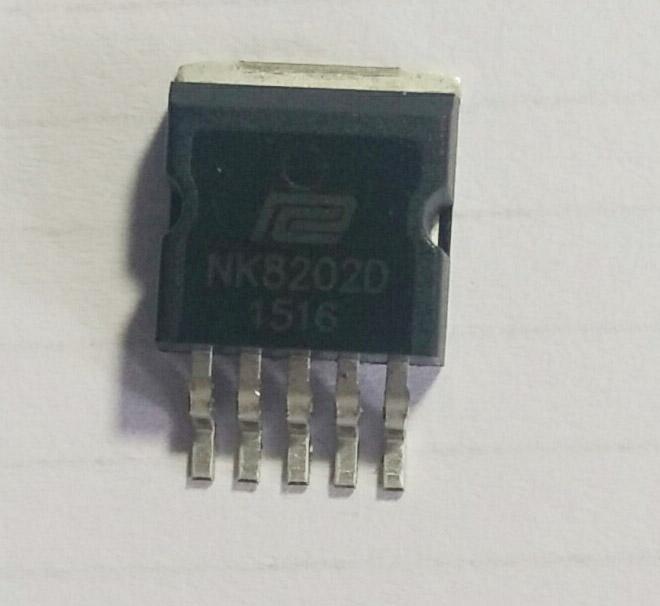 单颗驱动30W大功率LED恒流驱动芯片---NK8202D