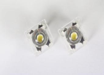 F5白光LED食人鱼单芯灯珠