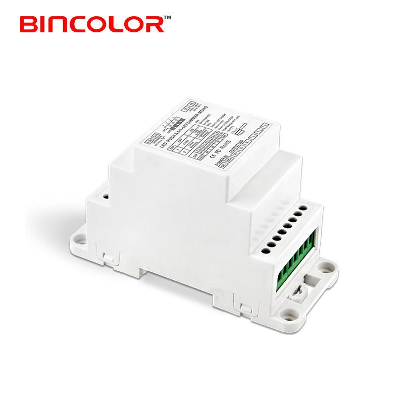 供应0/1-10V导轨式调光驱动器BC-331-DIN