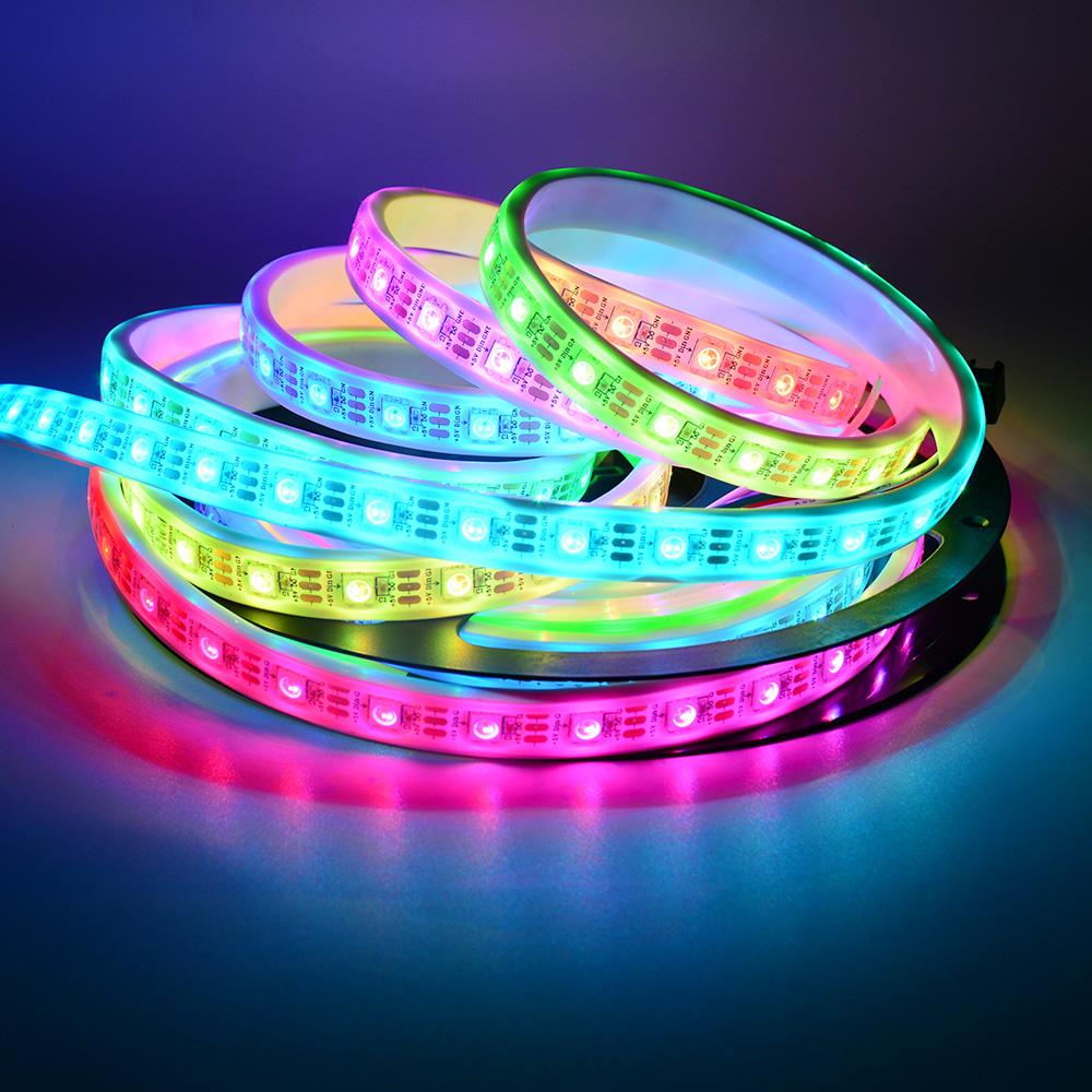 阶新数码灯带全彩智能LED方案灯条SK6812