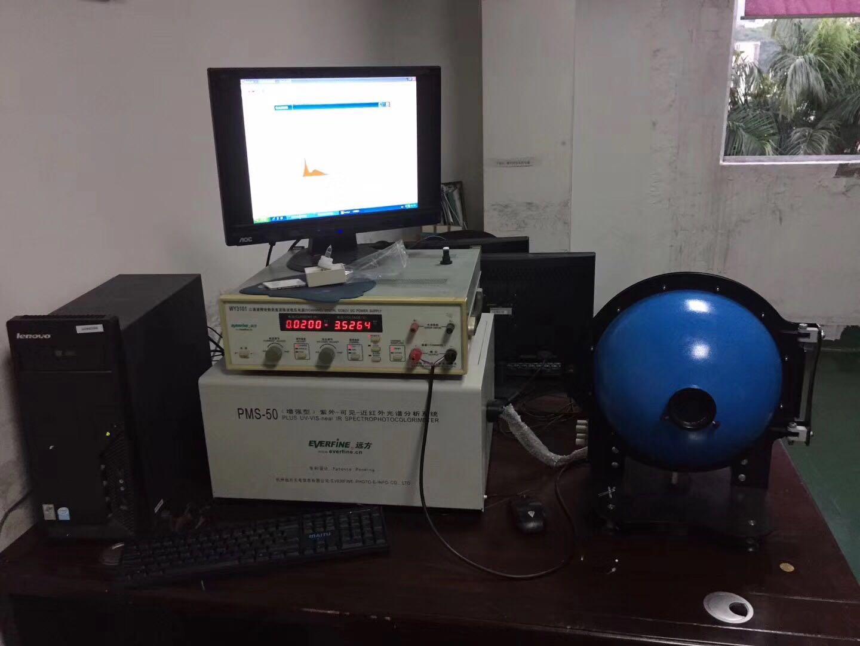 积分球测试系统