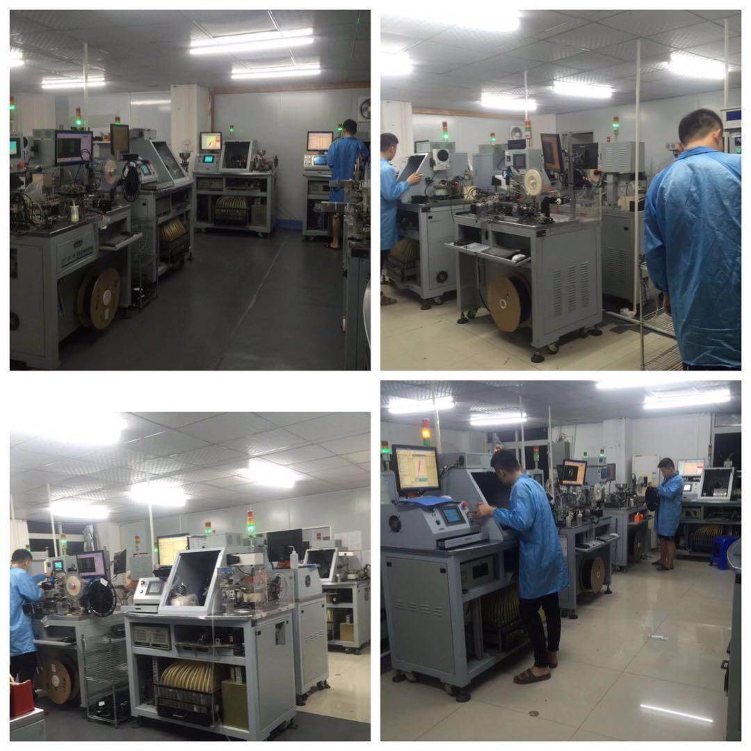 SMD-LED分光机、包装机改造升级