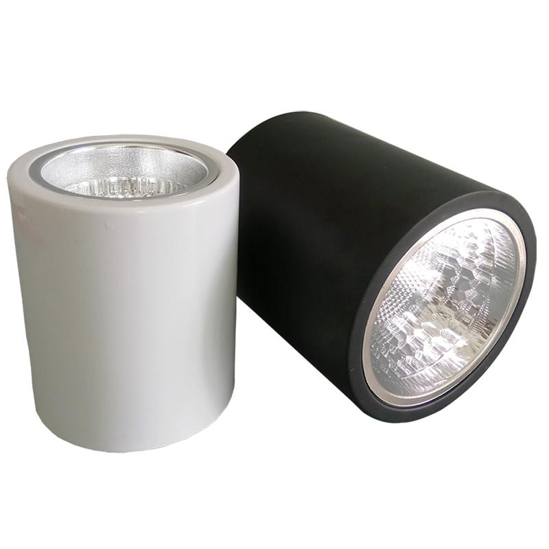 上海LED明装筒灯厂家