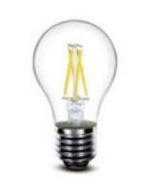 易尔特LED灯丝灯A60-5.20W