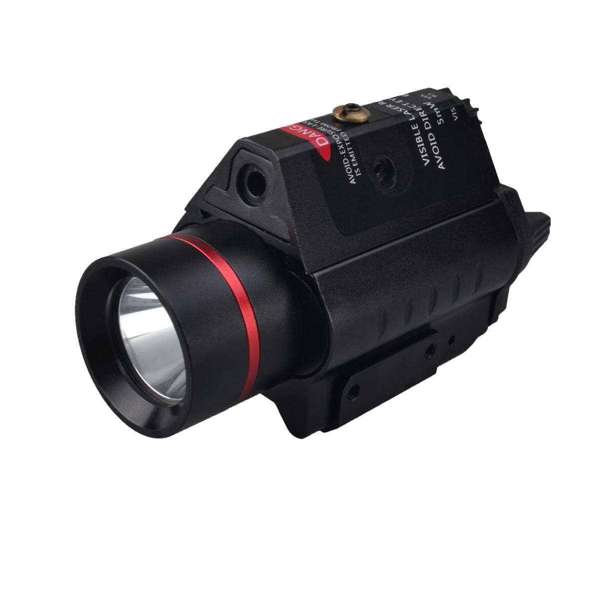 RichFire户外M6红色激光超强光手电筒