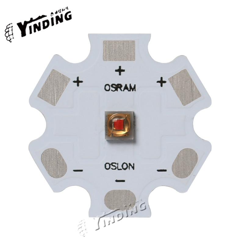 欧司朗3030 红光 黄光 LED灯珠 LA LY CPDP OSRAM
