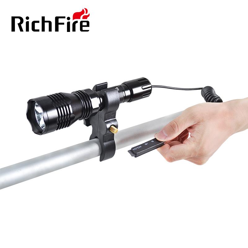 RichFire SF-76 强光手电筒打猎手电筒