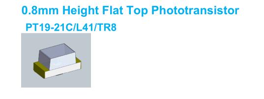红外线接收管-PT19-21C/L41/TR8