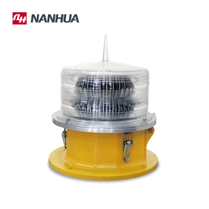 南华LED中光强航空障碍灯LM100