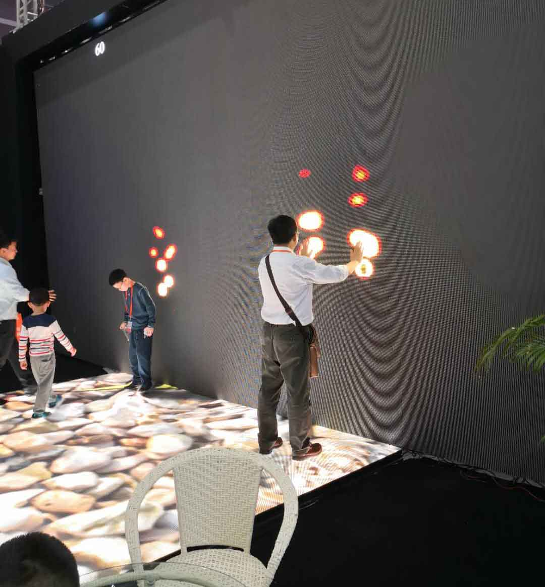 LED地砖屏