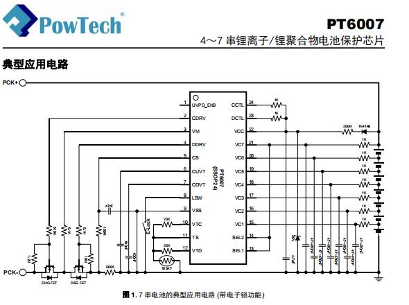华润矽威PT6007