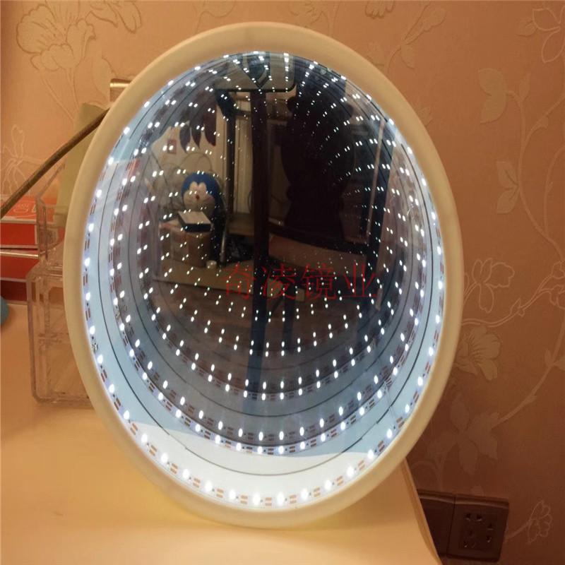 LED显示屏半透镜片