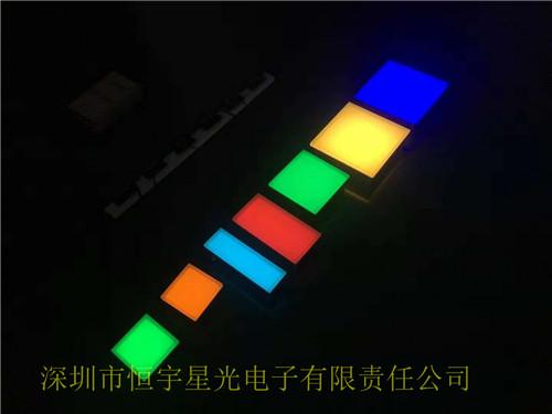 LED广场地灯LED发光地砖灯深圳厂家
