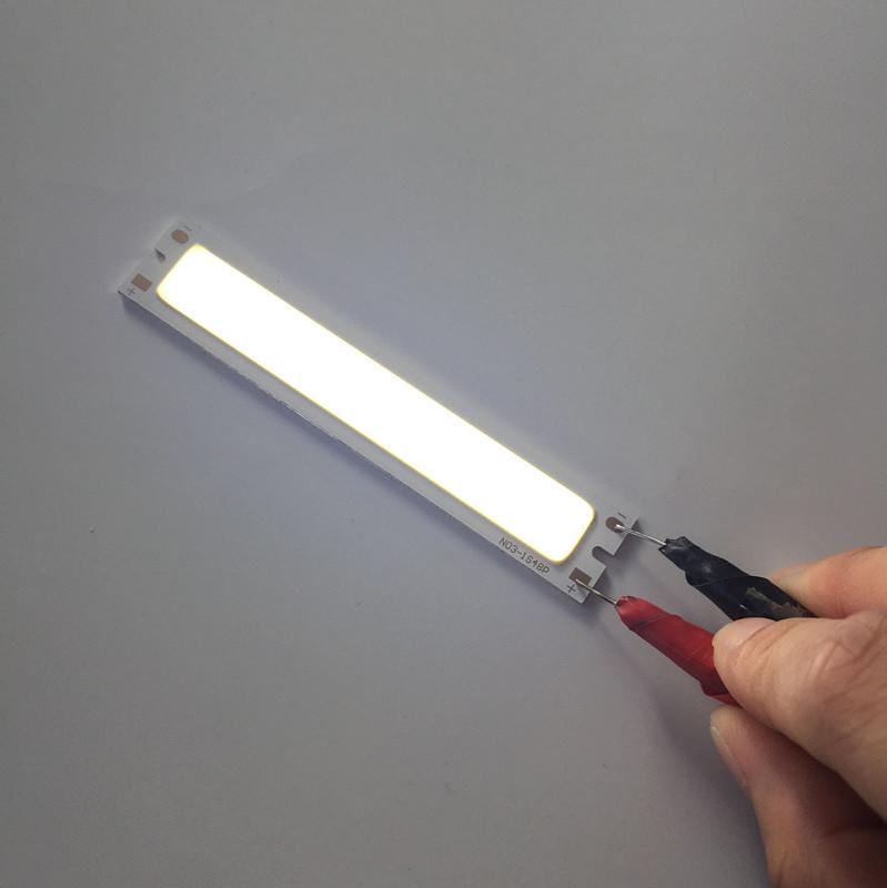 定制cob工作灯红光绿光2v手电筒