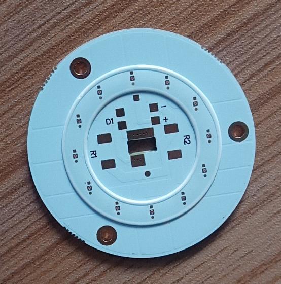 led多层信号灯三色cob光源定制