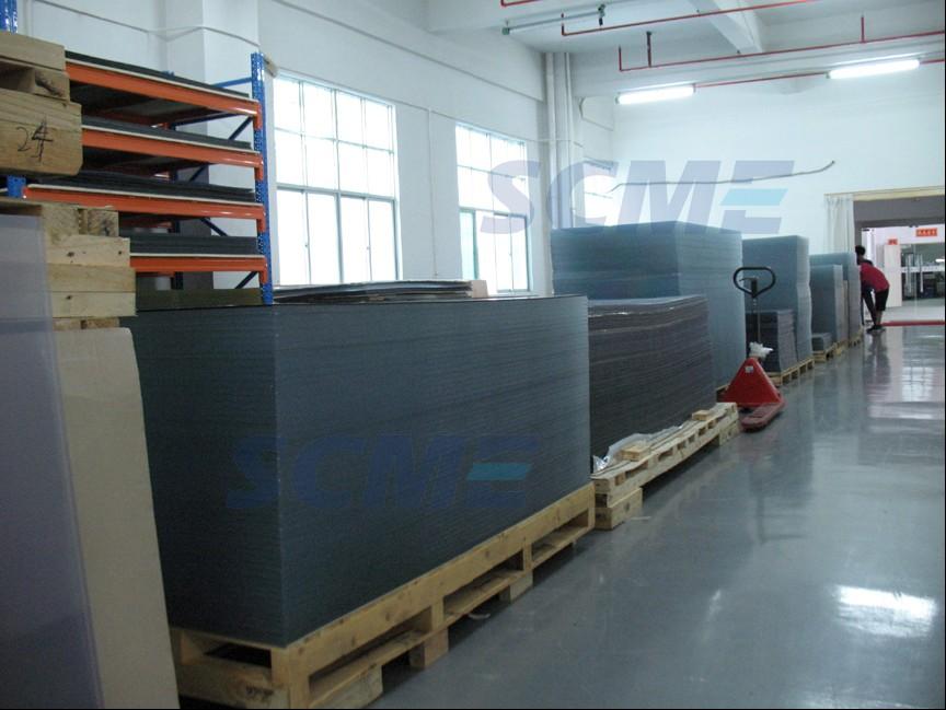 奈特SDA293黑色透明板