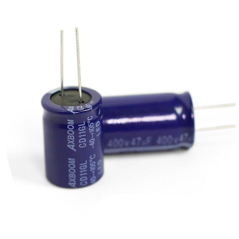 铝电解电容生产厂家, 6.3V-450V
