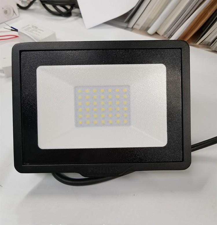 飞利浦方形50W投光灯BVP150 LED贴片