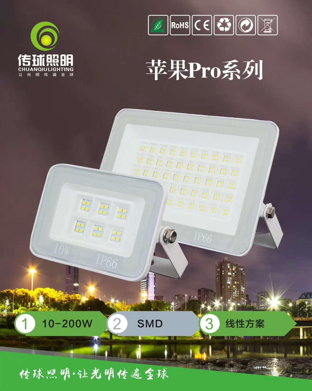 苹果Pro投光灯