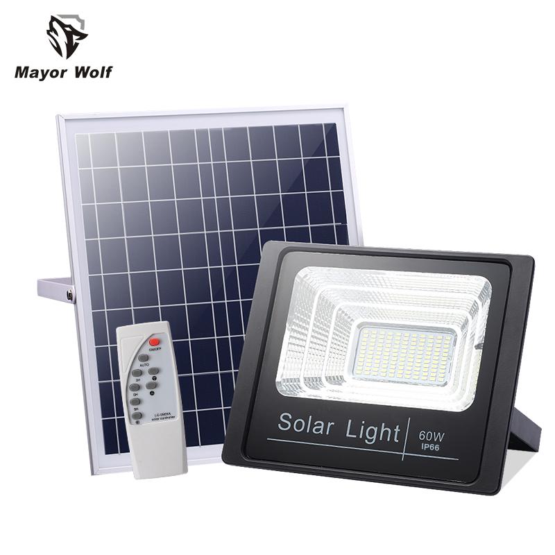 太阳能投光灯-狼眼亮化照明工程首选