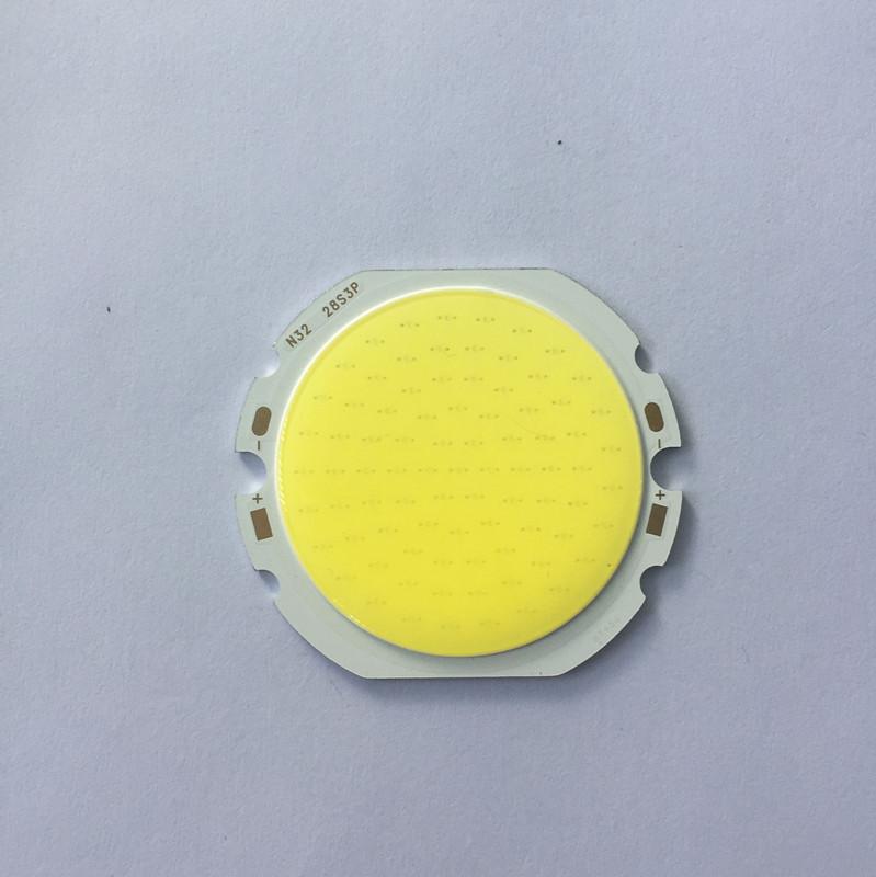 圆形led平面cob光源定制