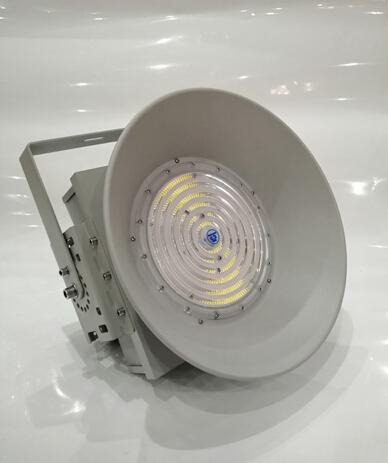 上海亚明新款LED塔吊灯ZY701 400WLED建筑之星