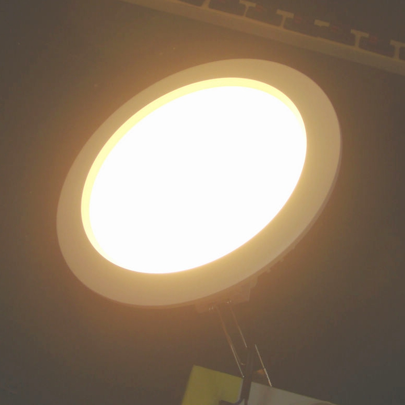 42W8寸LED筒灯