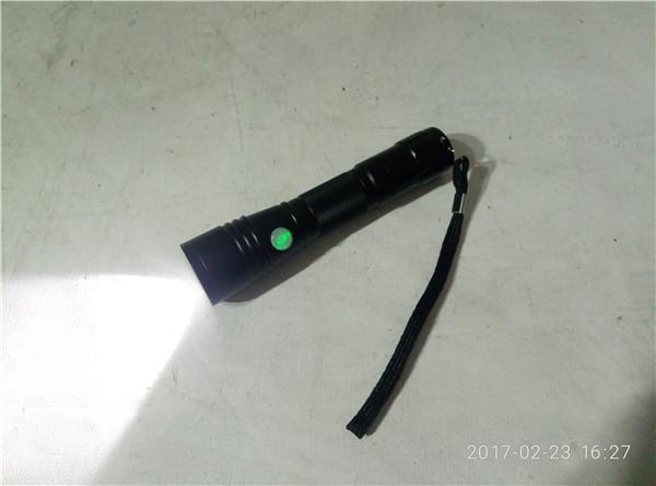东道微型防爆手电筒