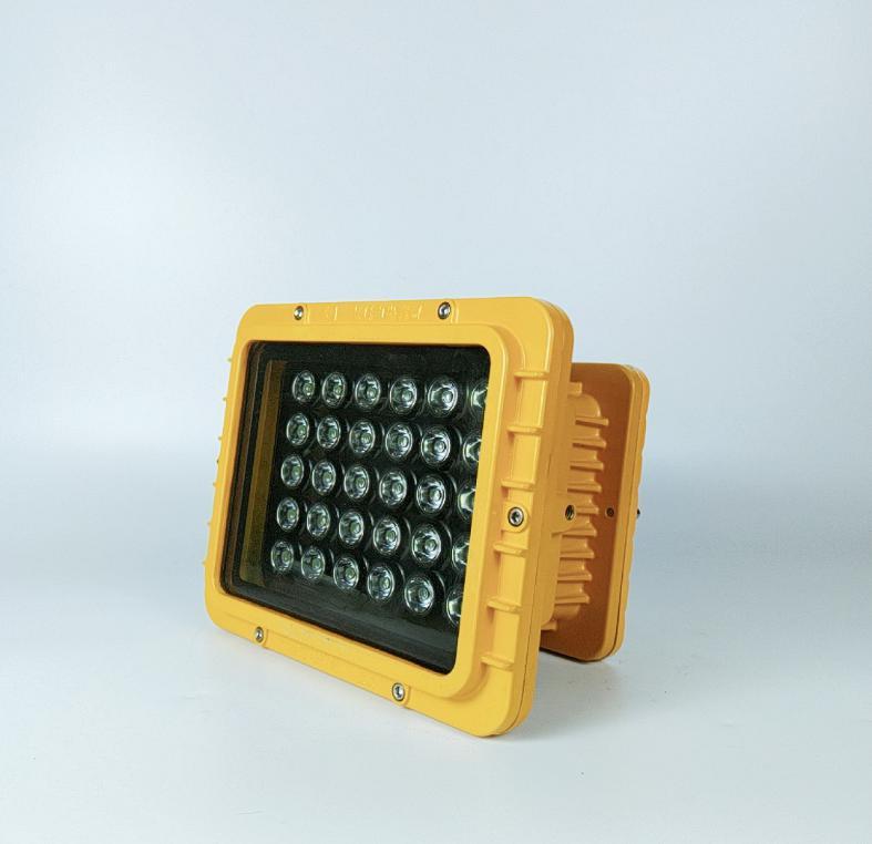 50W透镜灌胶款投光灯隔爆型油站灯DOD8188C