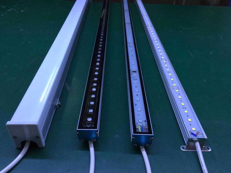 LED轮廓灯专用于LED户外光源单色暖白光LED护栏管户外亮化产品